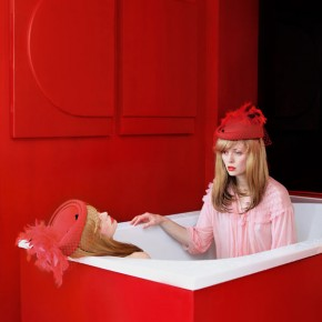Artistic Self Portraiture by Photographer Anja Niemi