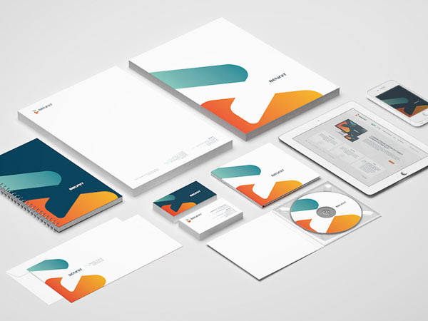 beunit corporate identity by kreujemyto