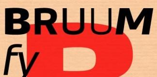 Bruum FY - Sans Serif Type Family by Fontyou