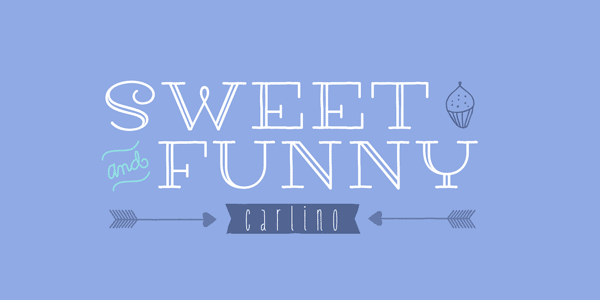 Carlino sweet and funny font family by Pío Pío