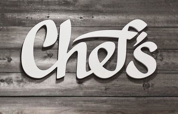 Chef's Cafe - Branding by Fox in Sox Design Studio