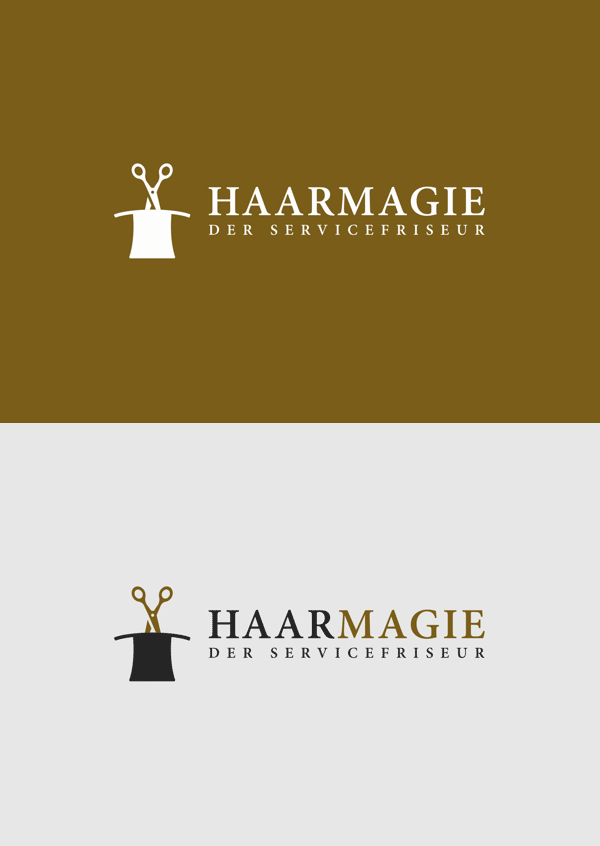 HAARMAGIE Corporate Identity by Pixelinme