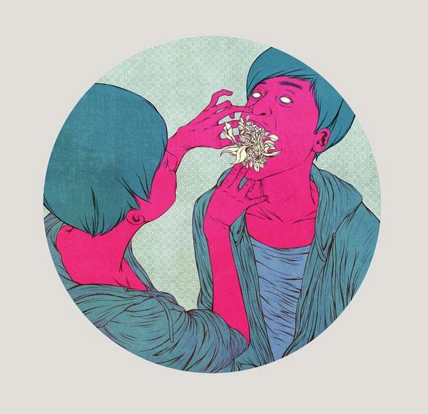 Stunning Illustrations by Mojo Wang