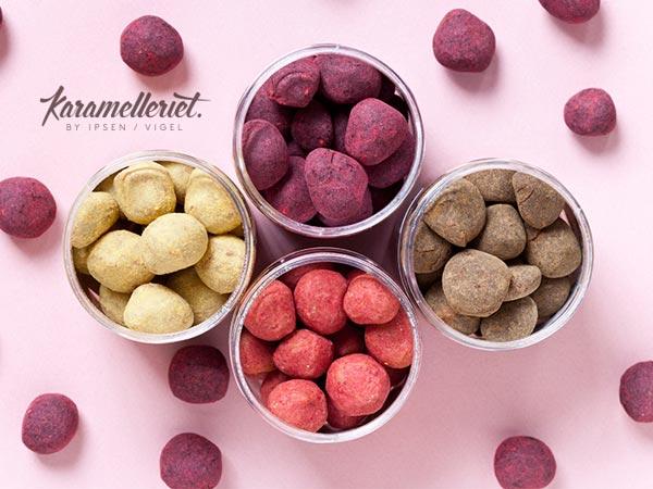 Karamelleriet Branding by Bessermachen DesignStudio