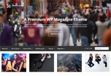 News Grid - WordPress Magazine Theme