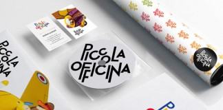 Piccola Officina - Identity and Promo Material by de:work