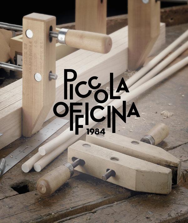 Piccola Officina - Visual Identity Design by de:work