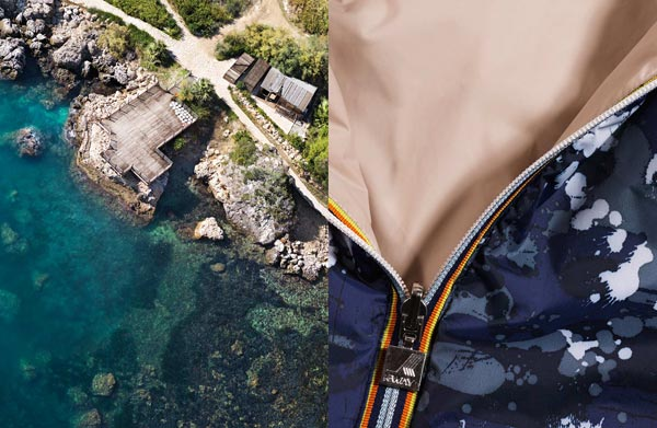 WAD Magazine - Aerial Composition by Joseph Ford