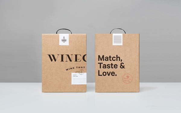 Winecast - Packaging by Anagrama