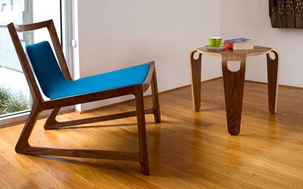 Amore Mio – Chair Design by Jon Goulder