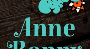 Anne Bonny - Decorative Type Family by Melle Diete