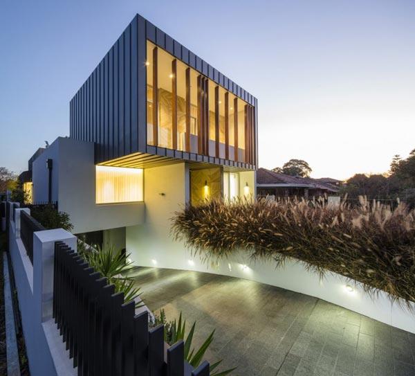 Box House in Sydney, Australia by Zouk Architects