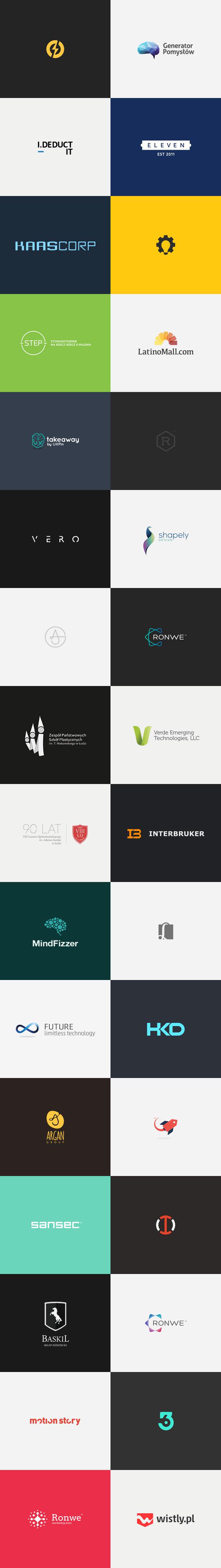 Brand Marks by Dominik Pacholczyk