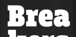 Breakers Slab Font Family by Nikola Kostić