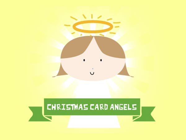 Christmas Card Angels - Charity Campaign