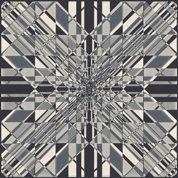 Crystal - Graphic Artwork by Erik Söderberg