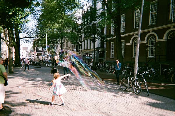 Disposable Camera Project in Amsterdam