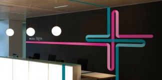 Falmouth Exeter Plus - corporate interior design