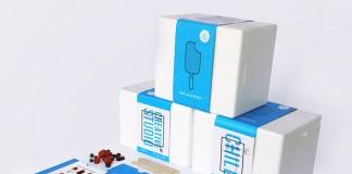 Farm Popsicles - Promotional Packaging Design