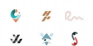 Flat Logo Designs by Erfan Talimi