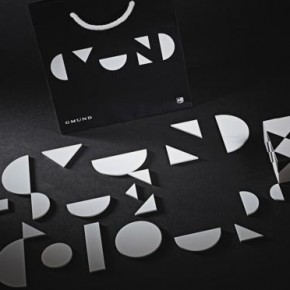 GMUND Packaging and Visual Identity Design by Paperlux