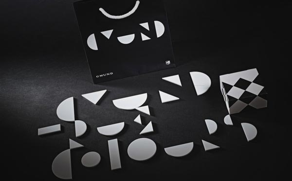 GMUND Packaging and Identity Design by Paperlux