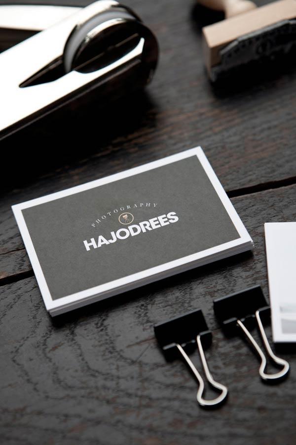 Hajo Drees Photography – Brand Identity