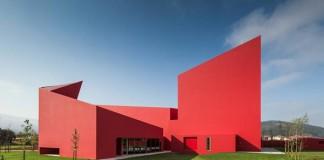House of the Arts in Miranda do Corvo
