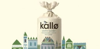 Kallo Rice Cake Packaging Design by Perry Haydn Taylor