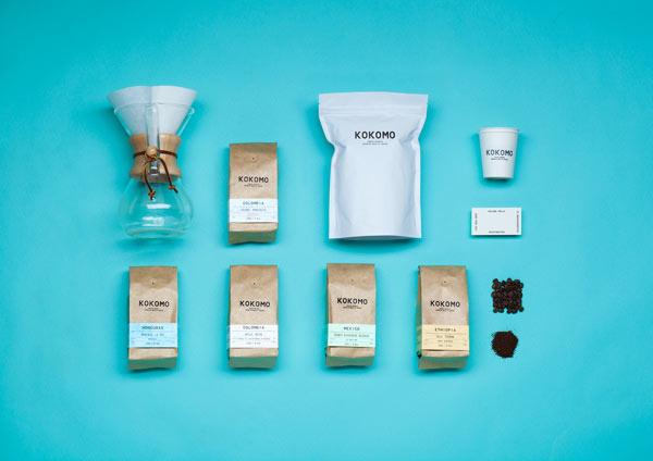 Kokomo Brand Identity by AKU