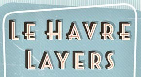 Le Havre Layers font family by Insigne