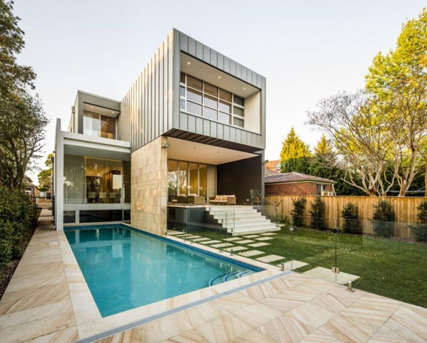 Modern Architecture in Sydney, Australia by Zouk Architects