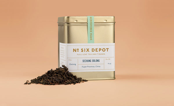 No. Six Depot Packaging by Perky Bros llc