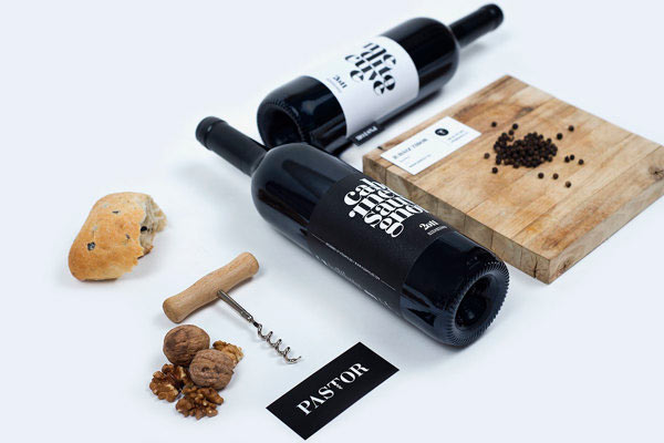 Pastor Winery - Corporate Identity by kissmiklos