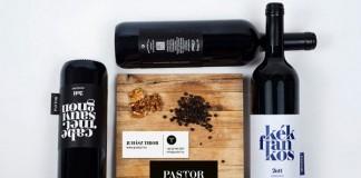 Pastor Winery - Visual Identity by kissmiklos