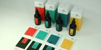 Phéro+ Niche Perfume Brand Identity