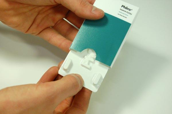 Phéro+ Niche Perfume Packaging