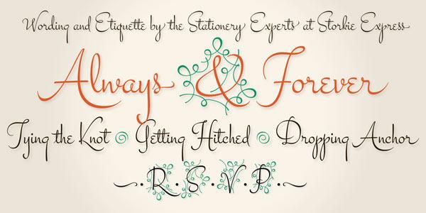 Sante Pro – Vintage Script Font for Festivities