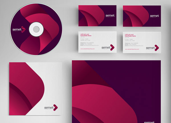 Semet Brand Identity by Mohd Almousa