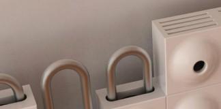 TILE - Heater Industrial Design by Tomas Vacek
