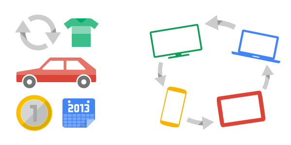 Think With Google - Graphics of the Brand Guideline