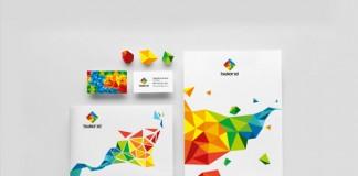 Tsukor 3D Brand Identity by Happy Design
