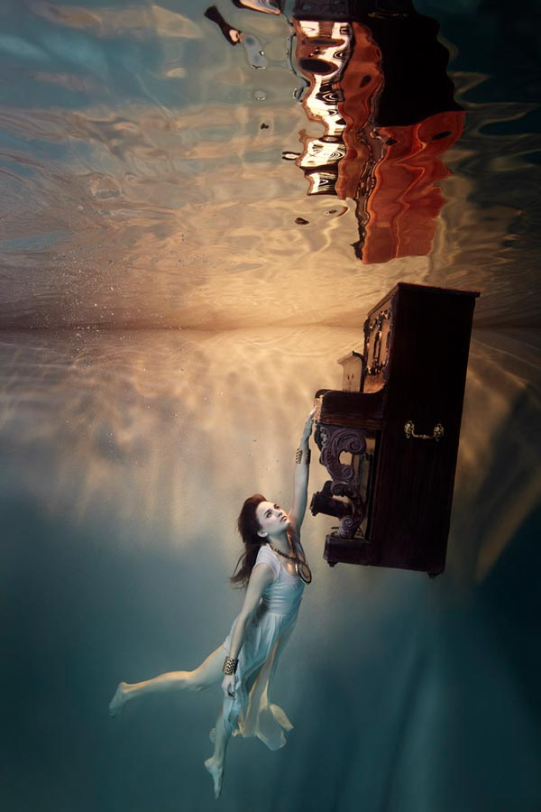 Aesthetic Underwater Photography by Harry Fayt