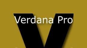 Verdana Pro Font Family by Font Bureau
