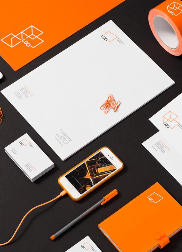 LOCI Corporate Design