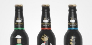 Northcoast Brewery Packaging Design by Taylor Goad