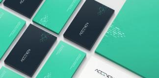 ACCENON Visual Identity Design by Oven