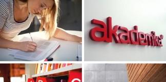Akademika Brand Identity by Mission Design