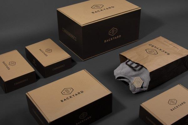 Backyard Packaging Design by Formvermittlung