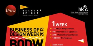 Business of Design Week (BODW) 2013